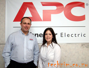 Paolo Miglietta, Gina Santos, APC