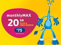 Everything is changing again! uMAX becomes Zim's lowest priced broadband