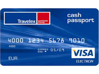 Shopping safely abroad using debit cards