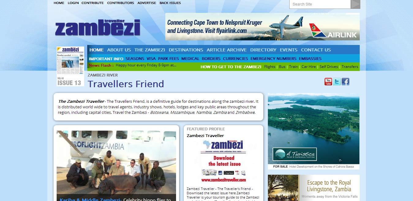 Zambezi-traveller