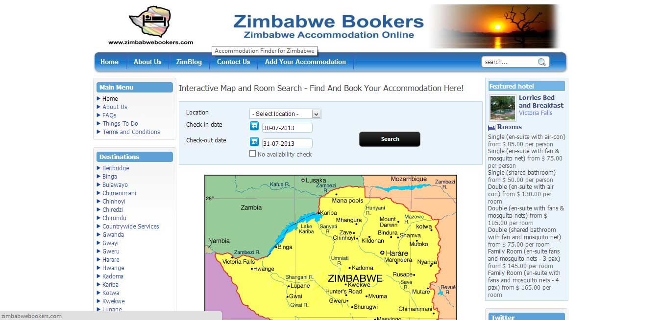 Zimbabwe-bookers