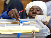 Web and mobile technology tools for the 2013 Zimbabwe elections