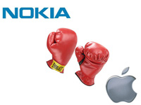 Nokia, Apple, Microsoft strike back