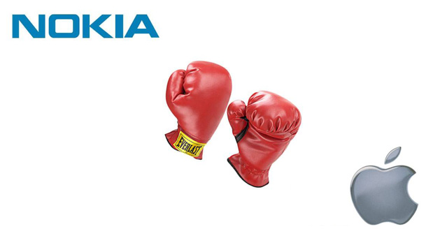 nokia-apple-boxing