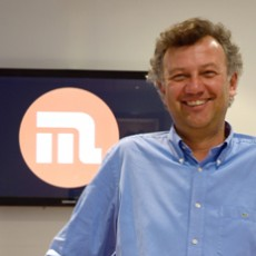 Michael Jordaan – new Mxit Chairman Image Source: blog.mxit.com