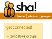 Webdev's SHA social network down. May come back renewed