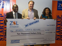 Here are this year's ZOL Startup Challenge winners