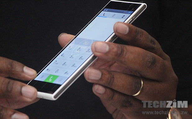 The worlds thinnest smartphone?