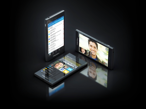 The new BlackBerry Z3 is affordable but it was not made for you.