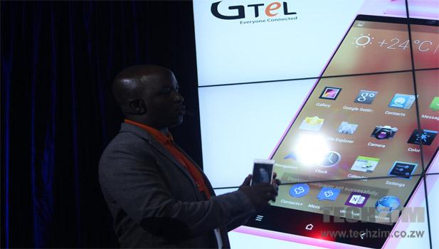 G Tel CEO Chamunorwa Shumba