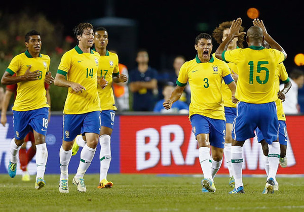 Brazil is the team I hate most in World Cups and I hope they fail!
