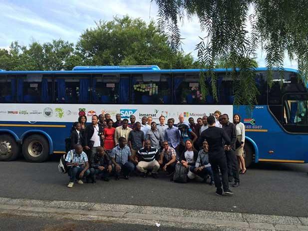 Ampion Venture Bus