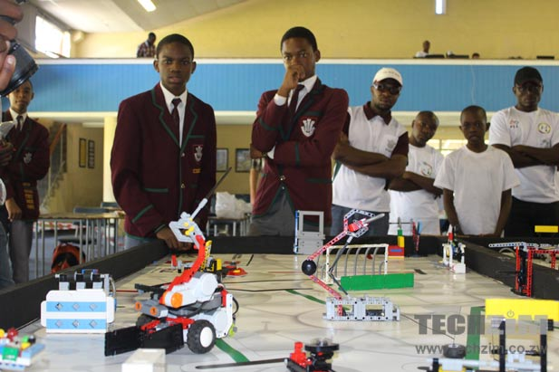 FIRST LEGO League Zimbabwe