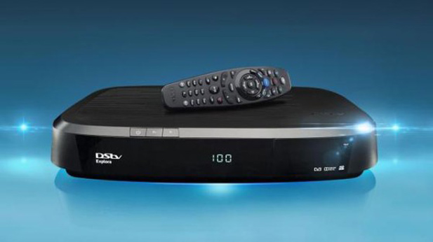 Just another set top box..The DStv Explora