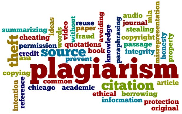 How people plagiarize
