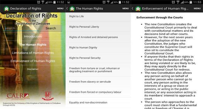 Human-Rights-App