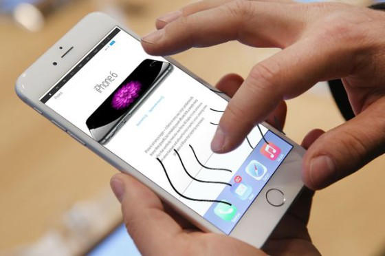 Force Touch image Credit : mirror.co.uk