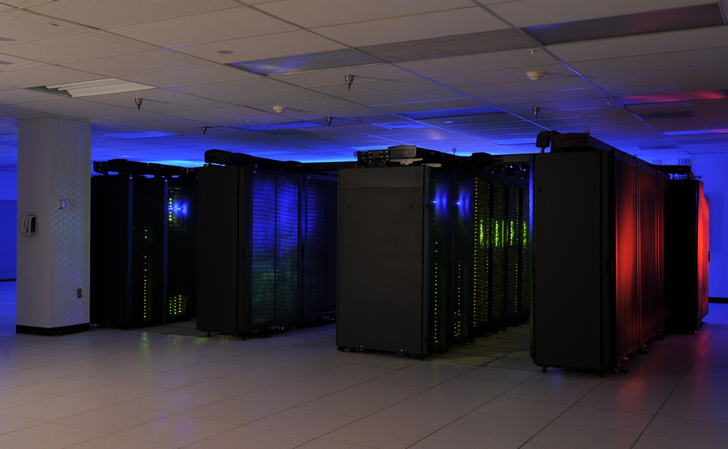 NASA's Discover supercomputer