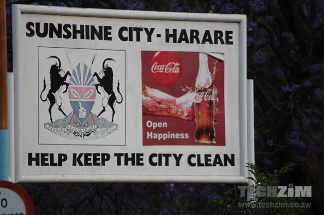 City-of-Harare