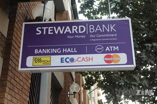 Econet, Steward bank, Zimbabwe Financial Services