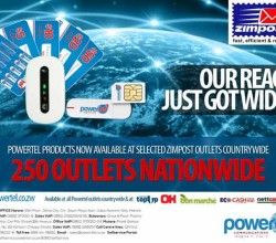 ZESA, Powertel Zimbabwe, Zimpost, Zimbabwean Post Offices