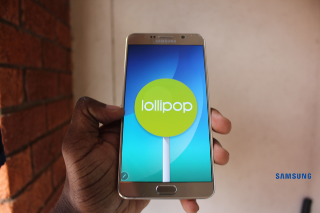 Android, Lollipop