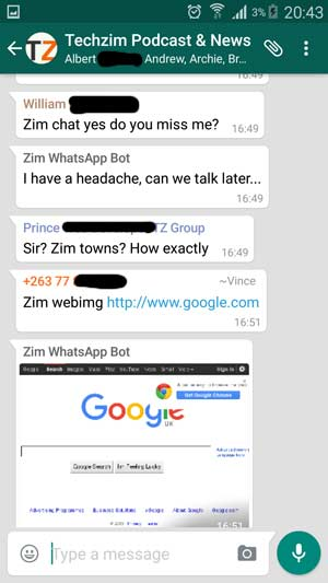 Zimbabwean developer creates a way for users to access the