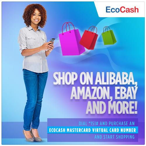 Ecocash VCN online payments