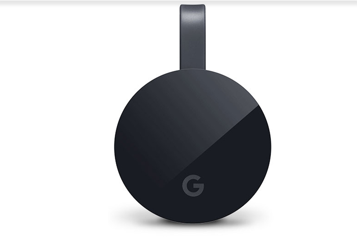 Streaming devices, Chromecast Ultra, 4K TV