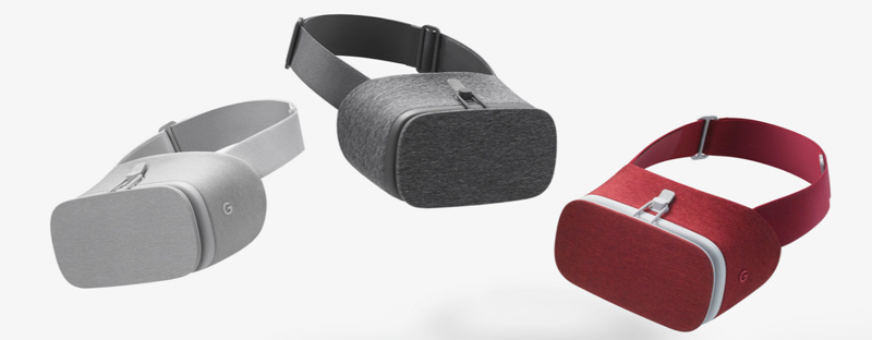 Virtual Reality, Google devices