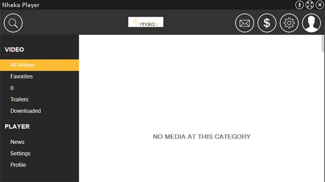 Nhaka TV, no shows/