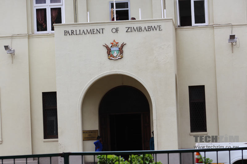 Parly of Zimbabwe, Zimbabwean law, legislation, Zimbabwean government