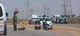 traffic cops, Spot fines, roadblocks, Zimbabwe traffic, corruption