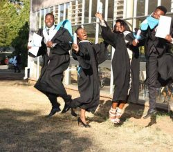 Ashe College Zimbabwe, College Education, Degrees, graduation,
