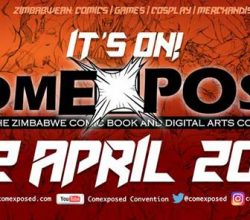 Comicon Zimbabwe, Zimbabwea animators, Zimbabwean comics, comic books, digital arts