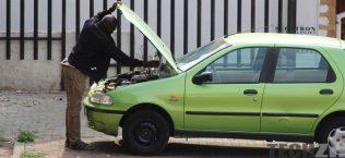 Car breakdown fuel shortages