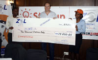 And the winner of the ZOL Start-up Challenge is…
