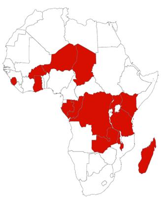 Airtel Map