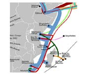East Africa undersea cable outage enters third week