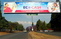 Now 270,000 active EcoCash users, and more than 1.5m registered