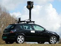 Google cars to start Street Viewing Botswana