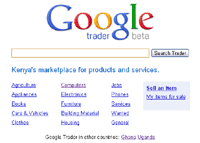 Google launches classifieds website in Kenya