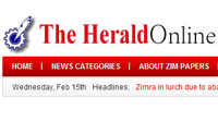 The Herald website hacked, used to propagate pornography