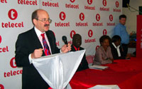 Highlights from the Telecel re-branding press conference