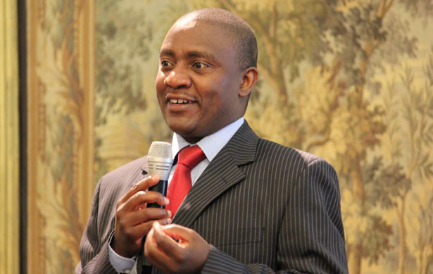 Africom Holdings Group CEO, Kwanayi kashangura