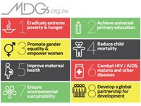 Press Release: Virtual Learning Centre on MDGs to Launch in Zimbabwe