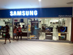 Samsung's first official store in Zimbabwe