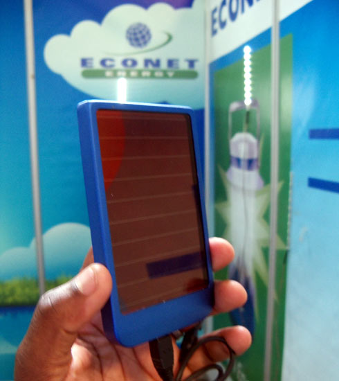 A solar charger