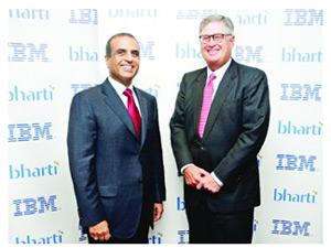 Sunil Bharti IBM