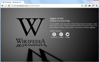 The internet goes on Strike: Wikipedia blacks out